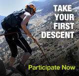 Take your first descent