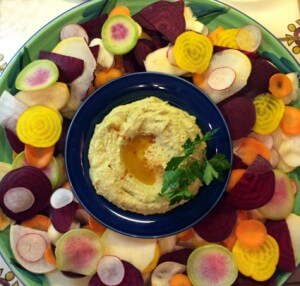 hummus-and-vegetable-chips