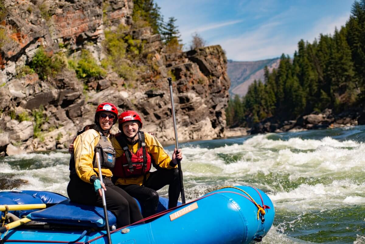 Outdoor Adventure for Cancer Survivors and Fighters